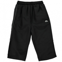 Pantaloni Lonsdale 2 Stripe three quarter Track de baieti Junior