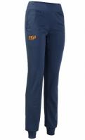 Pantaloni lungi Joma Poly Coe bleumarin pentru Femei