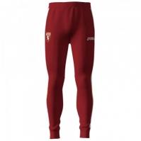Pantaloni lungi Joma antrenament Torino visiniu cu buzunar
