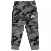 Nike Club Camo Jogging Bottoms de baieti Bebe