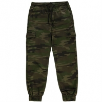 Pantaloni No Fear All Over Camo Print de baieti Junior