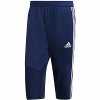 Pantaloni barbati Adidas Tiro 19 34 bleumarin DT5124 teamwear adidas teamwear