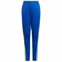 Pantaloni Pantaloni For Adidas Squadra 21 antrenament Youth albastru-galben GP6449 pentru Copii