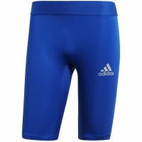 Colanti scurti Adidas Alphaskin Sport albastru CW9458 barbati teamwear adidas teamwear