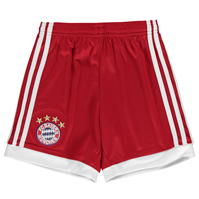 Pantaloni scurti adidas Bayern Munich Home 2017 2018 Junior