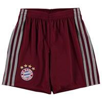Pantaloni scurti adidas Bayern Munich UCL 2016 2017 de baieti Junior