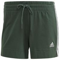 Pantaloni scurti Adidas Essentials Slim kaki GM5525