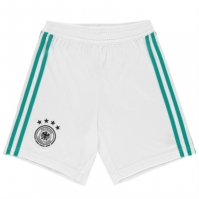 Pantaloni scurti adidas Germany Away 2018 Junior