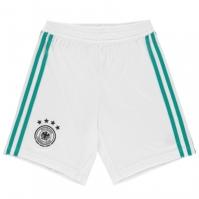 Pantaloni scurti adidas Germany Away 2018 Junior