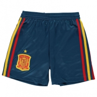 Pantaloni scurti adidas Spain Home 2018 Junior