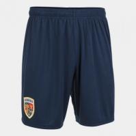 Pantaloni scurti antrenament Joma Ff Romania bleumarin