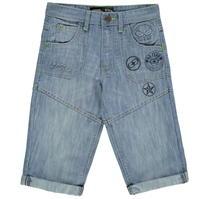 Pantaloni scurti No Fear Badge de baieti Junior