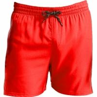 Pantaloni scurti de baie barbati Nike Solid rosu NESS9502 614