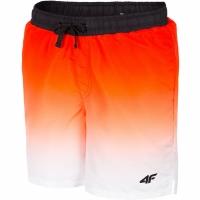 Pantaloni scurti de baie For 4F J4L19 JMAJM211 62S rosu baiat pentru barbati