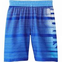 Pantaloni scurti de baie For Nike Just Do It albastru NESS9696 416 pentru Copii