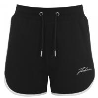 Pantaloni scurti Fabric Panel pentru Femei