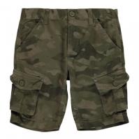 Pantaloni scurti Firetrap BTK de baieti Junior