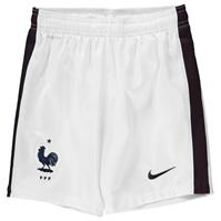 Pantaloni scurti Nike France Away 2016 de baieti Junior