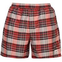 Pantaloni scurti Slazenger Checked Swim pentru Barbati