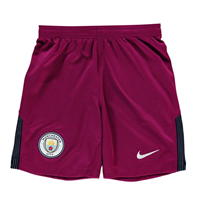Pantaloni scurti Nike Manchester City Away 2017 2018 Junior
