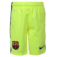 Nike Barca 3rd Short 2 Jn