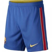Pantaloni scurti Nike Barcelona Home 2020 2021 Junior