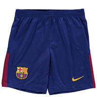 Pantaloni scurti Nike Barcelona Home 2017 2018 Junior