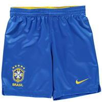 Pantaloni scurti Nike Brazil Home 2018 Junior