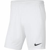 Pantaloni scurti Nike Dry Park III NB K For alb BV6865 100 pentru Copii