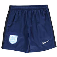 Pantaloni scurti Nike England Away 2017 Junior