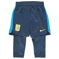 Pantaloni scurti Nike Neymar 2in1 pentru baietei