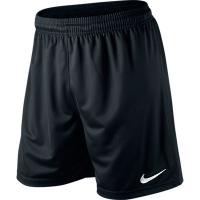 Pantaloni scurti Nike Park II tricot Short NB negru 725887 010 barbati