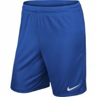Pantaloni scurti NIKE PARK II tricot SHORT NB albastru 725988 463 copii