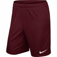 Pantaloni scurti Nike Park II tricot Short NB visiniu 725988 677 pentru copii