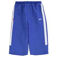 Pantaloni scurti Slazenger Three Quarter Woven de baieti Junior