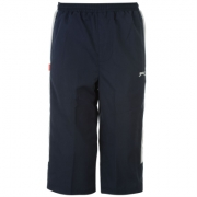 Pantaloni scurti Slazenger Three Quarter Woven de baieti Junior