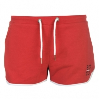 Pantaloni scurti SoulCal Deluxe Red