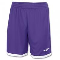Pantaloni scurti sport Joma Toledo Purple-alb