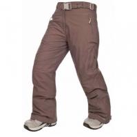 Pantaloni ski femei Fuse Brown Trespass