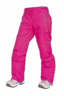 Pantaloni ski femei Kook Pink Trespass