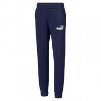 Pantaloni sport Puma No1 Logo de baieti Junior