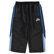 Pantaloni trei sferturi Lonsdale Two Stripe de baieti Junior