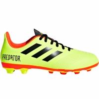 Ghete de fotbal adidas Predator 18.4 FxG DB2321 copii
