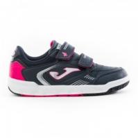 Pantofi sport copii Wotto Jr Joma 2053 bleumarin-fuchsia