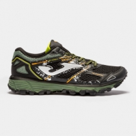 Pantofi sport Joma Tkshock 2001 negru-verde barbati