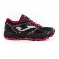 Pantofi sport Joma Tkshock 2031 negru-fuchsia Aislatex pentru Femei