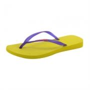 Unknown Slim Logo Flip Flops pentru Femei