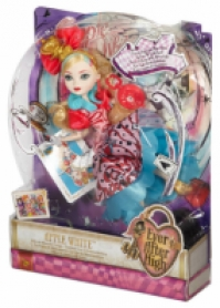 Papusa Ever After High Apple White