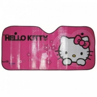 Parasolar Parbriz Hello Kitty
