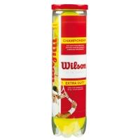 Mingi tenis teren WILSON CHAMPIONSHIP / 4 items /
